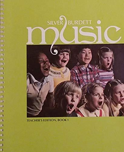 9780382057700: Silver Burdett Music Teachers Edition Book 1