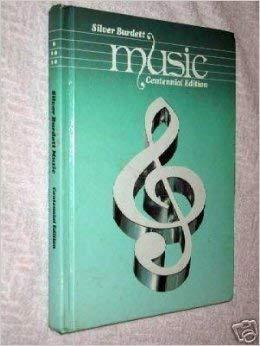 9780382059261: Silver Burdett Music - Centennial Edition, Book 1