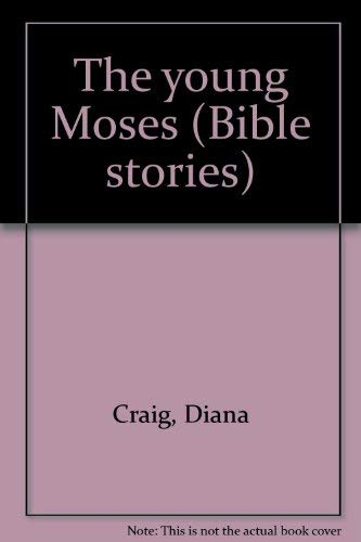 9780382067976: The young Moses (Bible stories)