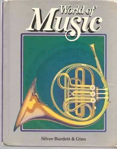 9780382070488: World of Music/Grade 4 (Student Text)