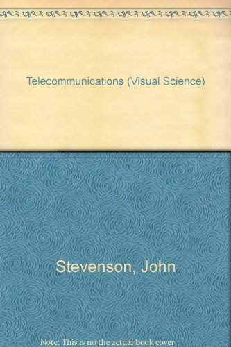 9780382090035: Telecommunications (Visual Science)