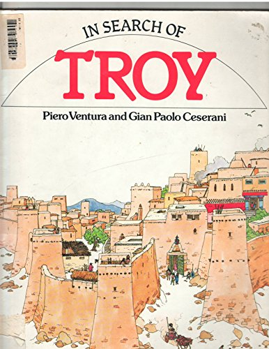 9780382091216: In Search of Troy (In Search of Series)
