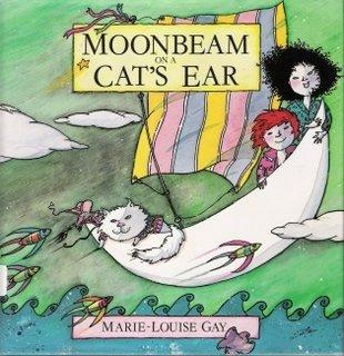9780382091629: Moonbeam on a Cat's Ear