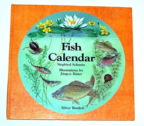 9780382092398: Fish Calendar (English and German Edition)