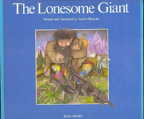 The Lonesome Giant (English and German Edition): Brandes, Sophie