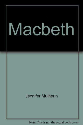 9780382096938: Macbeth (Shakespeare for Everyone)