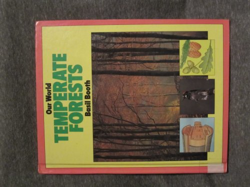 9780382097911: Temperate Forests (Our World (Thameside))