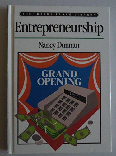 9780382099168: Entrepreneurship (The Inside Track Library Series)