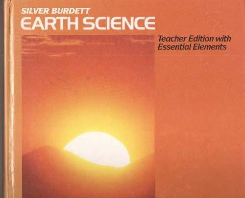 9780382137761: Silver Burdett Earth Science Teacher Edition