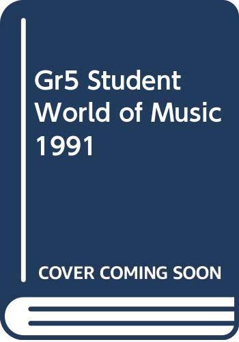 9780382182518: World Of Music