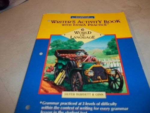 Writer's Activity Book with Extra Practice, World