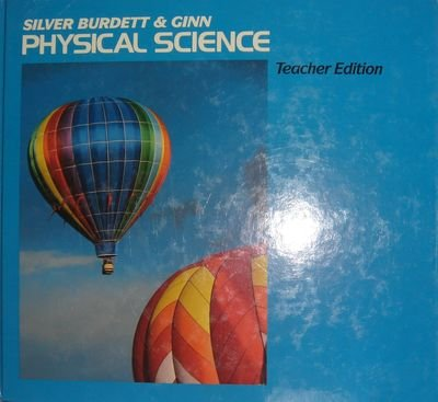 Silver Burdett&Ginn Physical Science (0382220420) by Peter Alexander; Peter Alexander