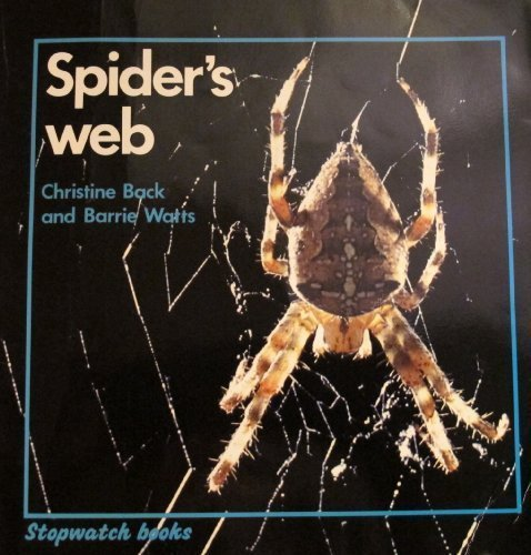 9780382240201: Spiders Web (Stopwatch Series)