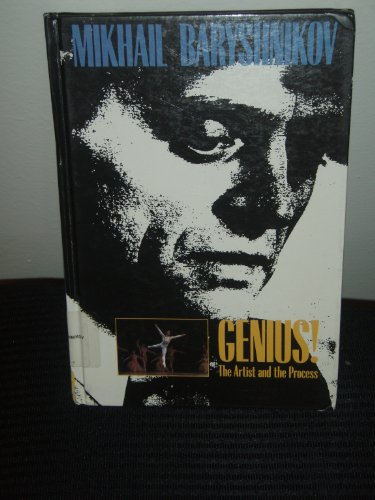 9780382240355: Mikhail Baryshnikov (Genius! : The Artist and the Process)