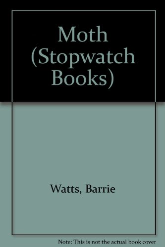 9780382242205: Moth (Stopwatch Books)