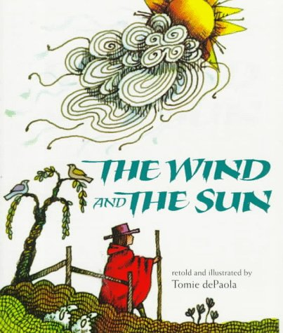 9780382246579: The Wind and the Sun