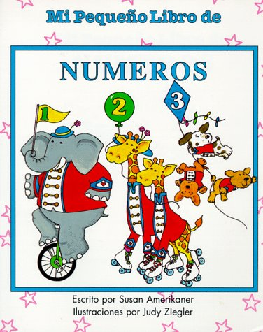 9780382246784: Mi Pequeno Libro De Numeros/My Silly Book of Numbers