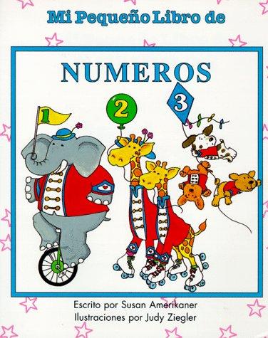 9780382246784: Mi Pequeno Libro De Numeros/My Silly Book of Numbers (Mis pequenos libros) (Spanish Edition)