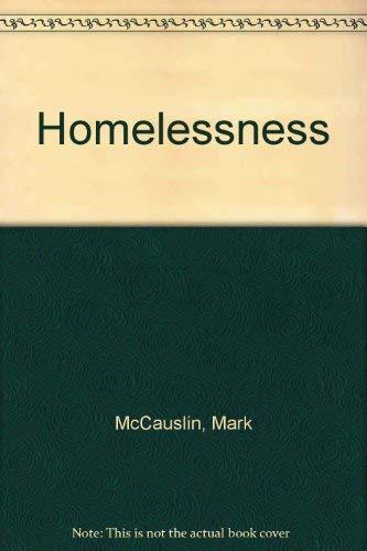Homelessness: McCauslin, Mark