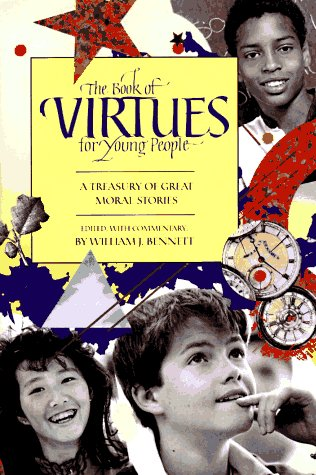 9780382249235: The Book of Virtues for Young People: A Treasury of Great Moral Stories