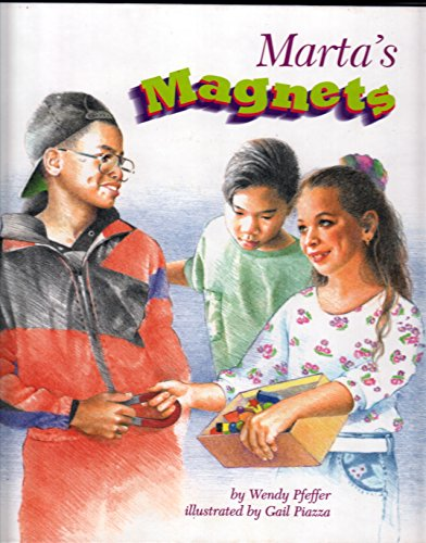Marta's Magnets (0382249305) by Pfeffer, Wendy