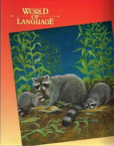 9780382251658: World of Language, Grade 1