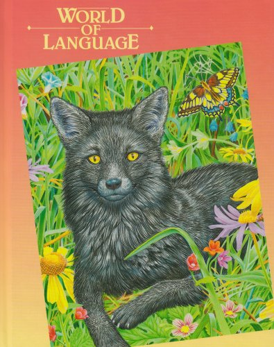 9780382251702: WORLD OF LANGUAGE SE GR5