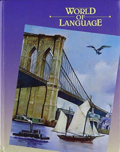 9780382251726: World of Language/Student
