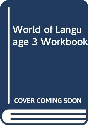9780382252020: WORLD OF LANGUAGE GRAMMAR PRACTICE BK CONSUM SE GR3
