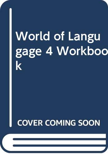 9780382252037: World of Language Grammar Practice Bk Se Consum Gr4