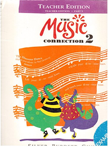 9780382261916: The Music Connection, Book 2, Part 1, Teacher Edition