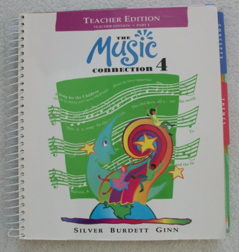 9780382261930: The Music Connection Book 4, Teacher Edition