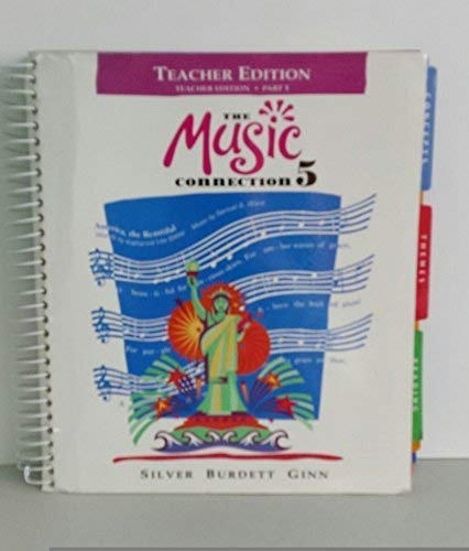 9780382261947: 8833500 Music Conn Grs TE Vol 1 95c