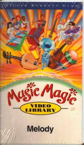 9780382266157: Music Magic Video Library: Melody, Grade 2 [VHS]