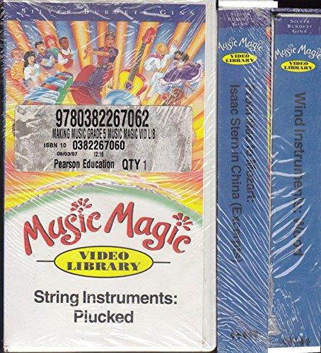 9780382267062: MAKING MUSIC GRADE 5 MUSIC MAGIC VIDEO LIBRARY [VHS]