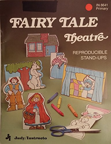9780382296178: Fairy tale theatre: Easy-to-make, reproducible stand-up activities