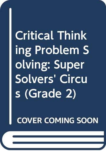Critical Thinking Problem Solving: Super Solvers' Circus: Joy Hayes, Marion