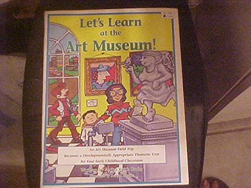 9780382299094: Let's Learn at the Art Museum