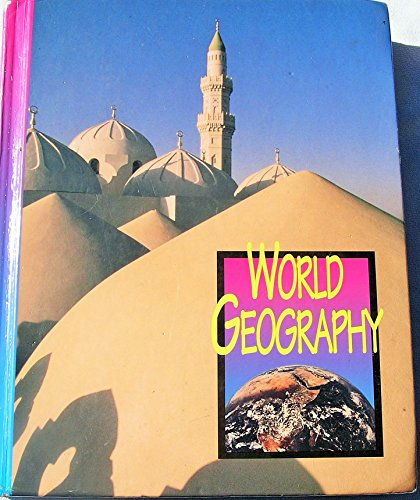 9780382321542: World Geography