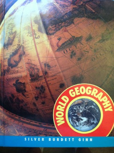 9780382321832: World Geography (People in time and place)