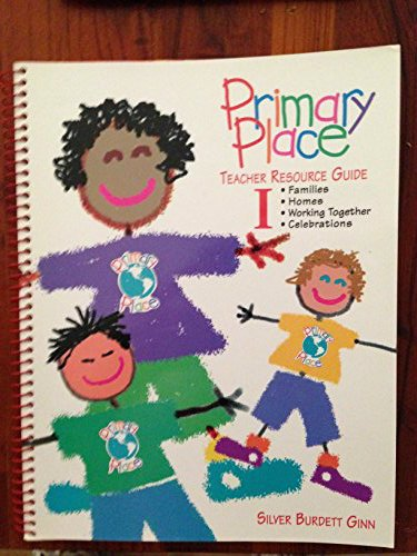 Primary Place I [Families Homes Working Together Celebrations] [Teacher Resource Gude]: Charles ...