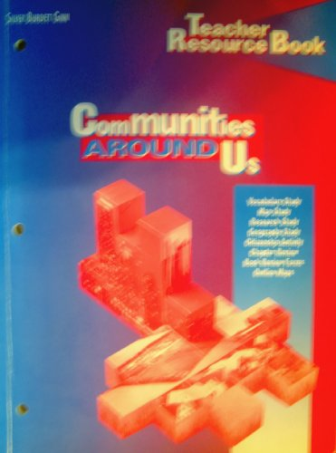 9780382326844: Communities Around Us Grade 3--Teacher Resource Book