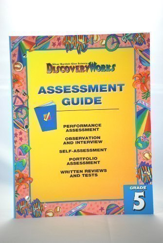 9780382335051: Silver Burdett Ginn Science Discovery Works Assessment Guide Grade 5