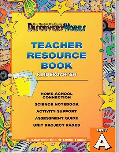 9780382336256: Discovery Works Grade K Teacher Resource Books Kindergarten Unit A