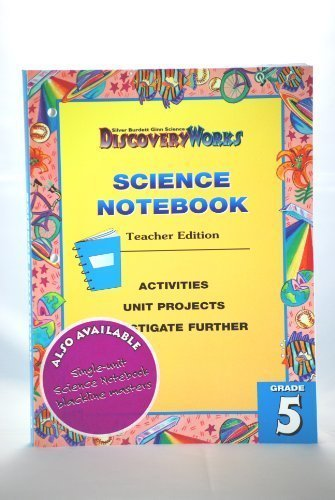9780382337499: Discovery Works : Science Notebook (Teacher Edition)