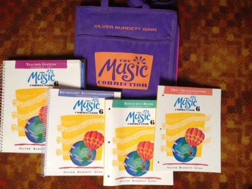 9780382341038: The Music Connection, Teacher Edition, Part 1, Book 6