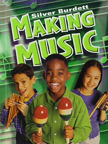 9780382343490: Making Music, Grade 5, Student Book