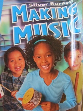 9780382344763: Making Music (Silver Burdett Resource Book, Grade 2)