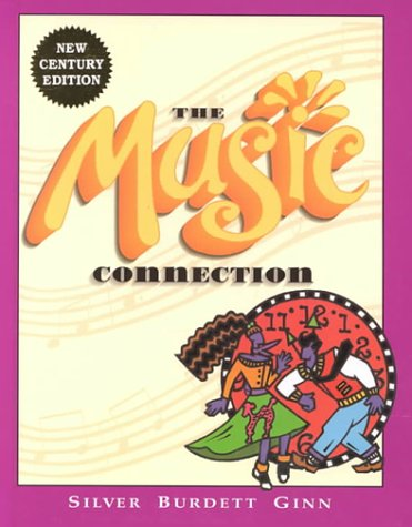 9780382345067: THE MUSIC CONNECTION, GRADE 7 PUPIL EDITION 2000C