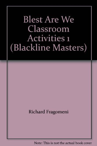 9780382365263: Blest Are We Classroom Activities 1 (Blackline Masters)